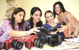Tòa báo toàn phụ nữ tại Thổ Nhĩ Kỳ