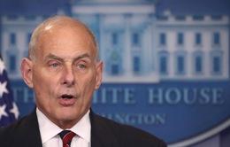 Tổng thống Mỹ thay Chánh văn phòng Nhà Trắng