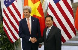 Ngoại trưởng John Kerry: Hoa Kỳ sẵn sàng hỗ trợ Việt Nam hơn nữa