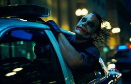 Joker không phải nguyên nhân cái chết của Heath Ledger