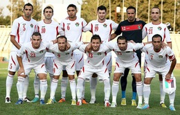 Tìm hiểu về ĐT Jordan - đối thủ tiếp theo của ĐT Việt Nam tại vòng loại Asian Cup 2019