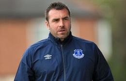 Everton bổ nhiệm HLV mới