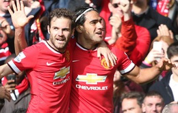 Mata, Falcao và những ngôi sao khoác áo cả Man Utd & Chelsea