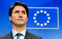"""Thủ tướng Canada: """"EU đóng vai trò quan trọng trong giải quyết các thách thức toàn cầu"""""""