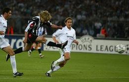 6 trận chung kết Champions League đáng quên nhất của Juventus
