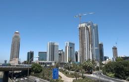 Kinh tế Israel tăng trưởng mạnh hơn dự kiến