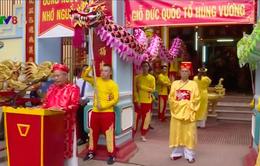 Khánh Hòa dâng hương tưởng nhớ các Vua Hùng