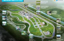 """Hàn Quốc xây dựng """"thành phố"""" cho xe tự lái lớn nhất thế giới"""