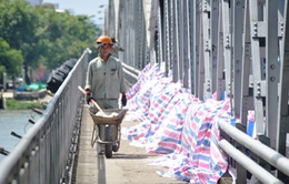 TT-Huế đầu tư gần 4 tỷ đồng sửa chữa cầu Tràng Tiền