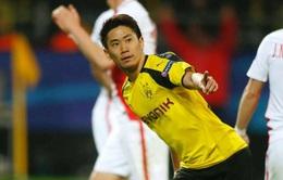 Kagawa - Chân sút người Nhật ghi nhiều bàn nhất Bundesliga