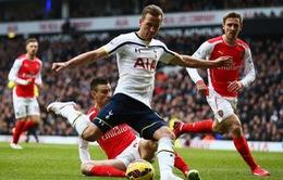 Lịch trực tiếp bóng đá Ngoại hạng Anh vòng 12: Kịch chiến Arsenal – Tottenham