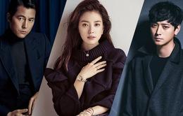 Người đẹp Han Hyo Joo đóng phim mới cùng hai tài tử điển trai