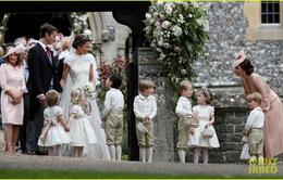 Những hình ảnh siêu dễ thương của tiểu công chúa, hoàng tử của nước Anh