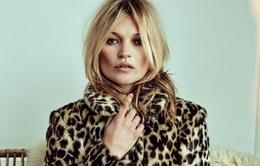 Ảnh khỏa thân bị đánh cắp, Kate Moss bốc hỏa
