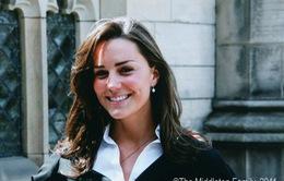 Ngắm thời trang của Công nương Kate Middleton thay đổi qua năm tháng