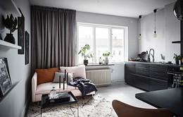 Thiết kế nhà 26m2 đẹp mê mẩn cho người độc thân