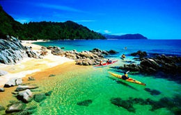 Những điểm đến nên khám phá bằng thuyền kayak