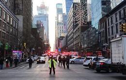 Tổng thống Donald Trump lên tiếng về vụ tấn công ở New York