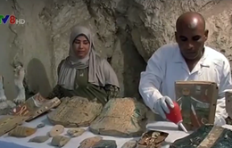 Ai Cập phát hiện khảo cổ quan trọng