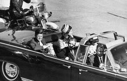 Tổng thống Trump cho công bố tài liệu mật về vụ ám sát John F. Kennedy