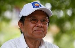 Campuchia truy tố Chủ tịch đảng đối lập về tội phản quốc