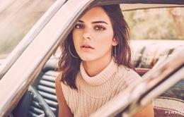 Kendall Jenner đẹp và lạnh lùng trong chiến dịch mới