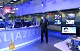 Tài khoản Twitter của đài Al-Jazeera bị ngừng hoạt động