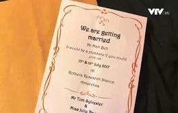 Đám cưới đặc biệt tại Nam Cực