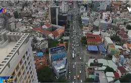 Thiếu đồng bộ trong xây dựng, các tòa chung cư đang gây áp lực lên hạ tầng giao thông