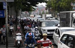 Thông xe hai cầu vượt ở cửa ngõ sân bay Tân Sơn Nhất vào tuần tới