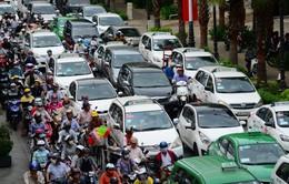 Cấm xe lưu thông tại trung tâm TP.HCM ngày 4/11