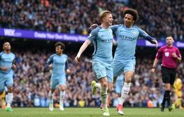 Lịch trực tiếp bóng đá Ngoại hạng Anh vòng 21: Man City quyết phá dớp, Arsenal tiễn năm 2017