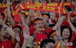 Những sắc đỏ trên sân Shah Alam