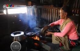 Cuộc sống trong chế độ mẫu hệ của bộ tộc Khasi ở Ấn Độ