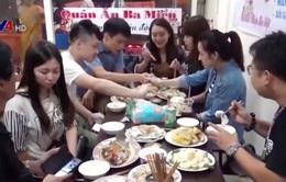 """""""Quán ăn ba miền"""" thu hút thực khách Đài Loan (Trung Quốc)"""