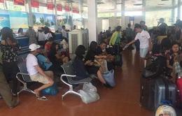 Quảng Ninh: Hàng nghìn khách du lịch kẹt lại đảo Cô Tô