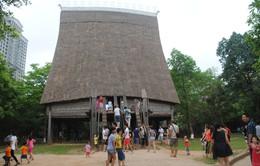 Bảo tàng Dân tộc học nhận danh hiệu Điểm tham quan du lịch hàng đầu Việt Nam