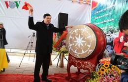 Quảng Ninh khai hội xuân Ngọa Vân 2017