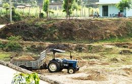 8 giải pháp tăng cường quản lý khai thác cát sỏi tại Khánh Hòa