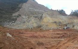 Khai thác khoáng sản gây ra những hệ lụy về môi trường to lớn