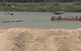 Quảng Nam siết chặt hoạt động khai thác cát trên sông