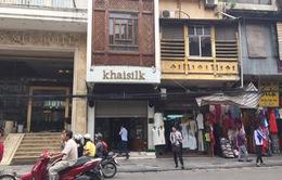 Bộ Công Thương chuyển hồ sơ vụ khăn lụa Khaisilk sang cơ quan công an