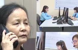 Hà Nội: Người bệnh hài lòng về đặt lịch khám qua tổng đài