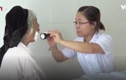 Khám, phát thuốc miễn phí cho hơn 1.000 gia đình chính sách ở Bến Tre