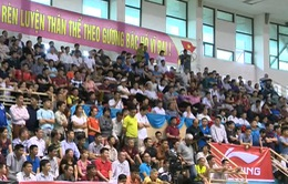 Khán giả Thái Nguyên và niềm đam mê với môn Cầu lông