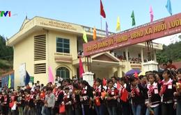 Khánh thành Nhà văn hóa hữu nghị biên giới Việt - Trung
