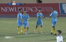 VIDEO Vòng 17 V.League: Sanna Khánh Hòa BVN 1 - 0 CLB TP Hồ Chí Minh