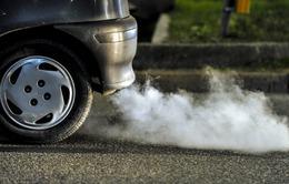 Anh đánh thuế khí thải đối với xe ô tô mới