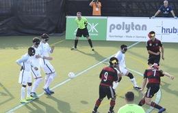 Giải bóng đá vô địch châu Âu cho người khiếm thị ở Đức