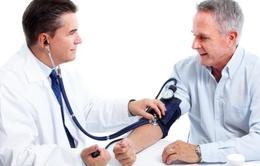 Gần nửa dân số Mỹ mắc cao huyết áp